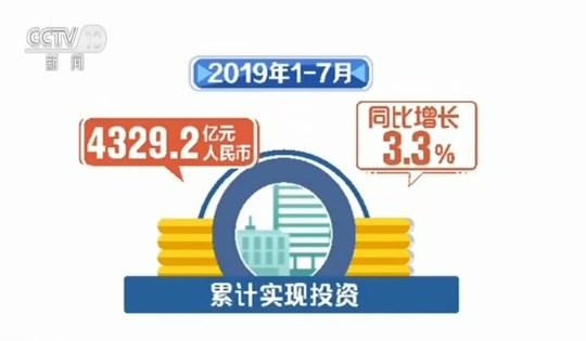 商务部:7月我对外直接投资同比涨25.5%