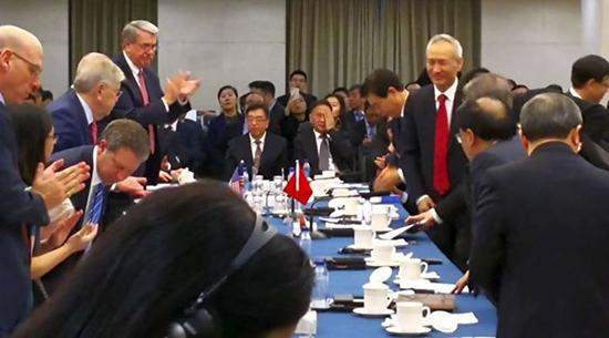 全球贸易磋商接踵而至 中美、欧美纷纷举行贸