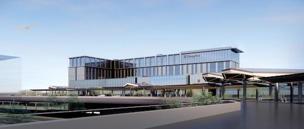 上海虹桥机场将新增一家机场酒店