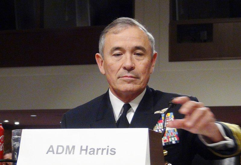 美驻韩大使提名人哈里斯:支持暂停美韩重大军演