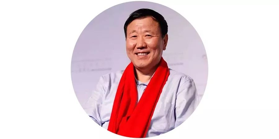 ▲汇源集团董事长朱新礼。