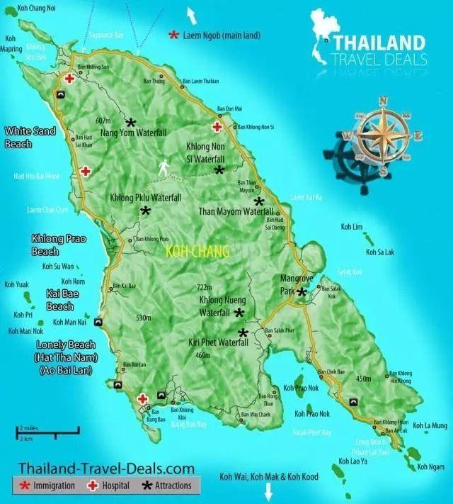 7月·泰国·象岛马拉松:人少景美原生态,避暑跑马好清凉!