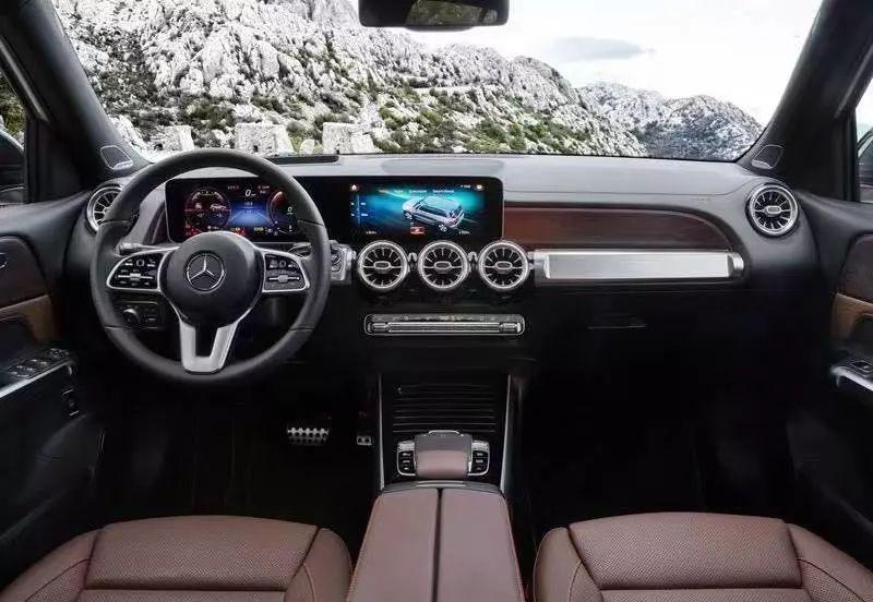 也许是最便宜的7座豪华车 国产奔驰GLB 180曝光