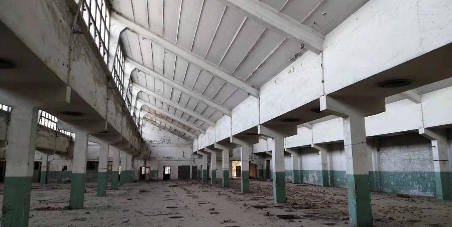 近80年兴衰见证历史变迁!济南原国棉四厂年底整体拆除