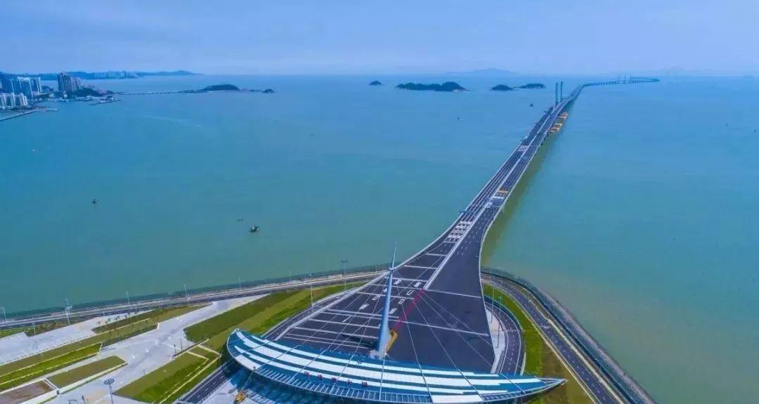 港珠澳大桥配额计划将启动:一车通行三地,须符合纳税额要求