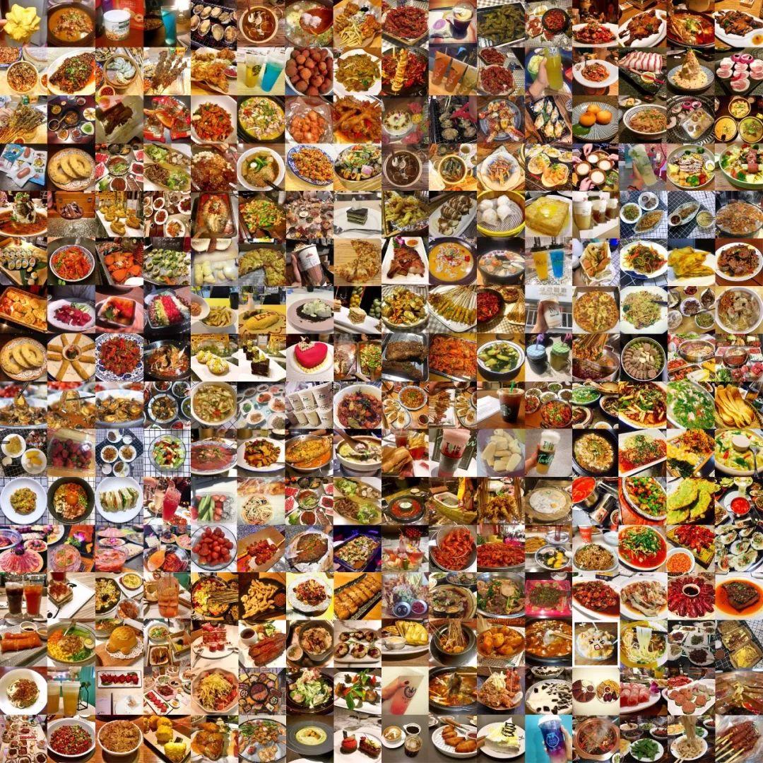 纯干货!史上最全长沙美食广场!广州地图美食城金伯图片