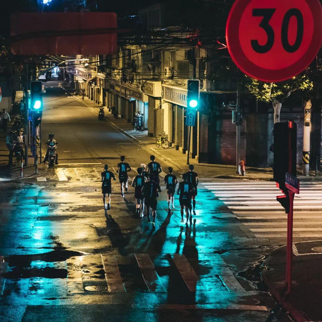 """神奇能量,教你""""领跑""""上海马拉松的赛道"""