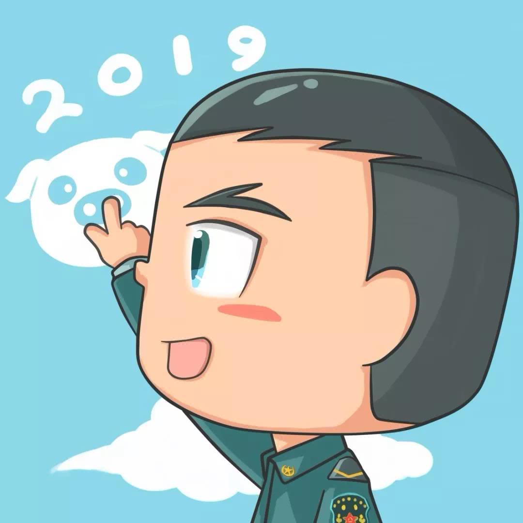 2019兵哥头像,表情包快来带走图片