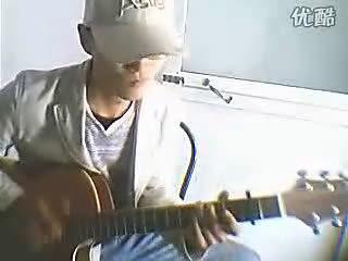 张震岳 《再见》 吉他弹唱 爵士版