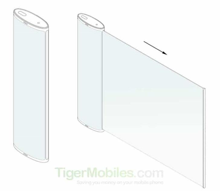 LG新设计曝光:可伸缩屏幕,正常状态宽高比超过30:9