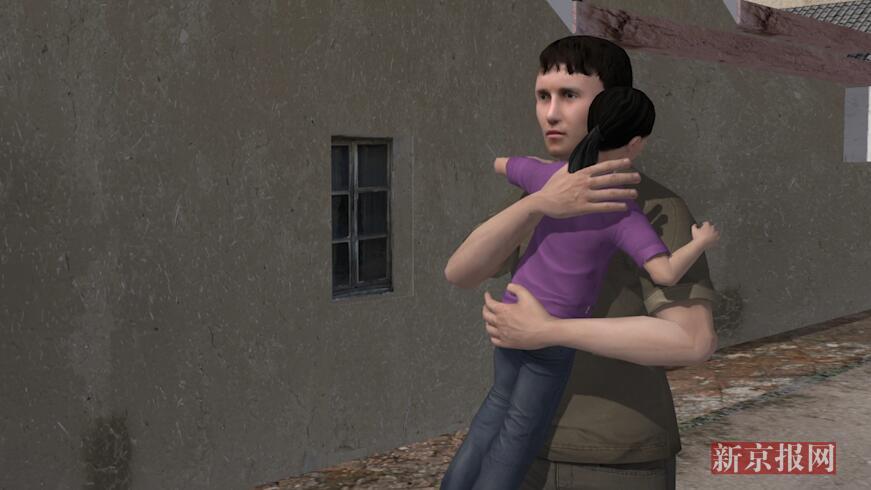 3D:父亲边开网约车边寻亲 24年后失联女儿终回家