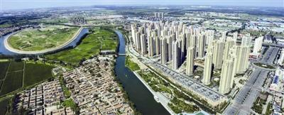 2019年天津85个非首都功能项目签约落地
