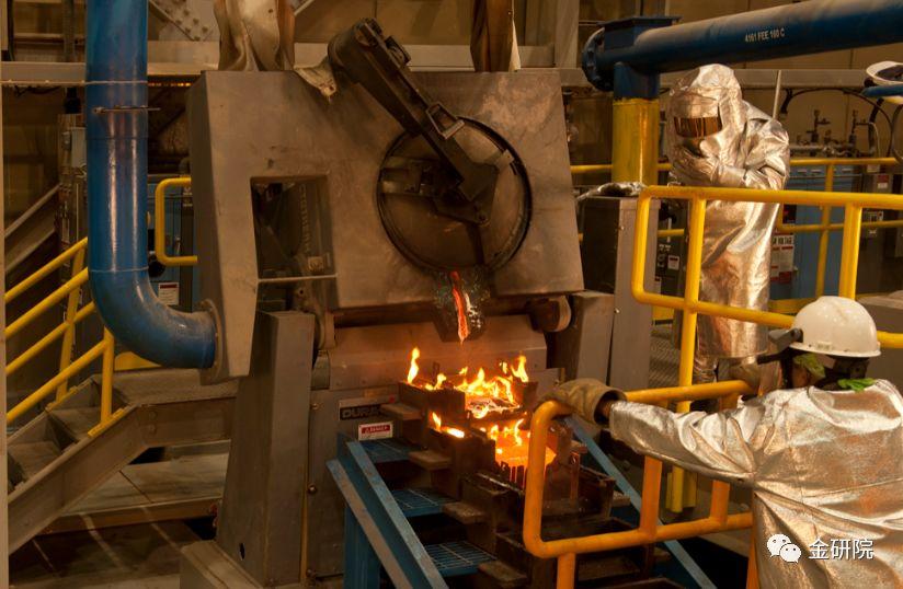 全球十大上市矿业公司排名出炉