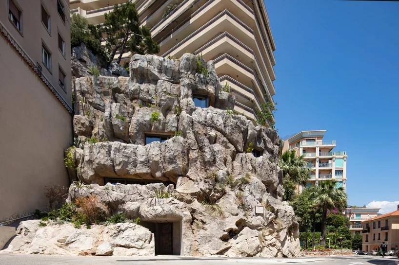 散发着诗意静修与自然奇绝之美:摩纳哥洞穴别墅 / Jean-Pierre Architecte