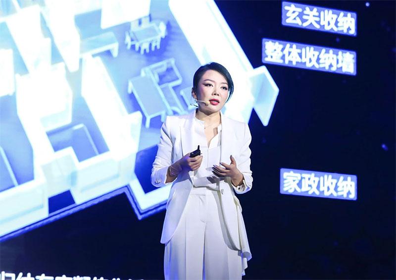旭辉范逸汀:CIFI-6产品核心是自由、激情、梦想