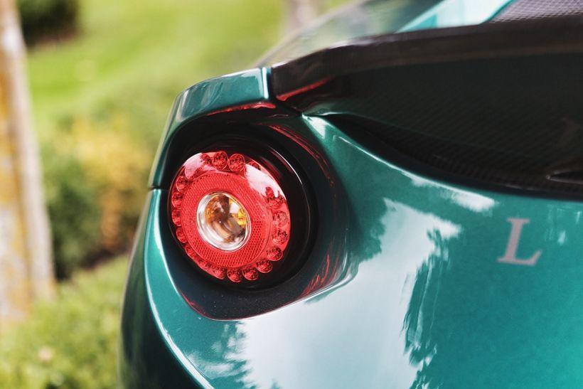 踏着70周年庆典的节拍高调来袭2018款 路特斯Evora GT410 Sport