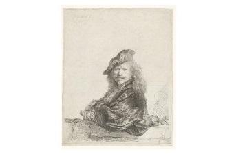 自画像(1639年)
