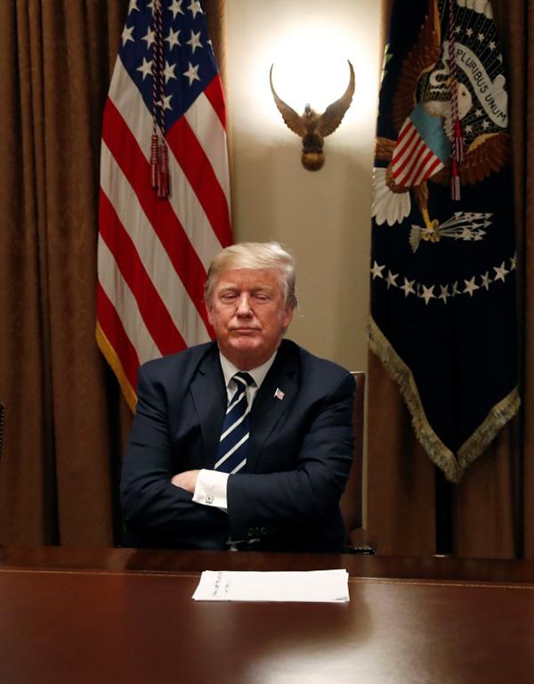 特朗普被指对俄一天一立场:改口后又否认俄攻击美