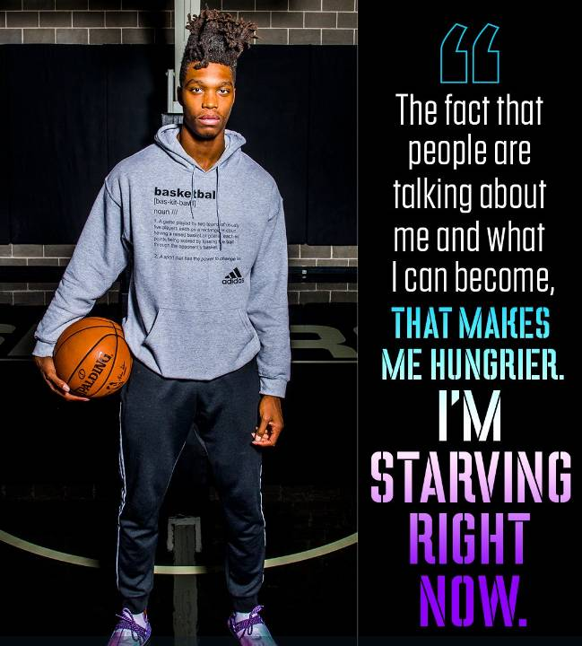 人物|不只是篮球!马刺新秀想成就一番大事业
