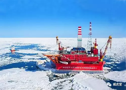 俄罗斯的北极油气资源开发
