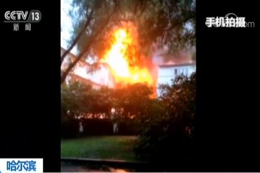 位于黑龙江省哈尔滨市太阳岛景区的北龙温泉休闲酒店,发生火灾,最新