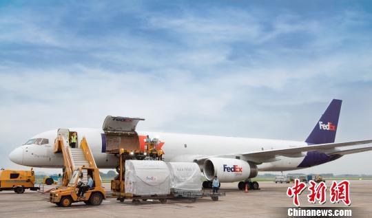 联邦快递开通全新航线连接中国和越南