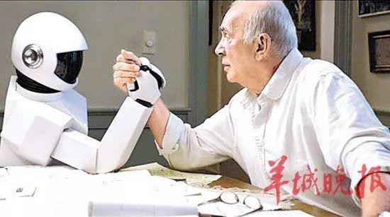 电影《机器人与弗兰克》剧照