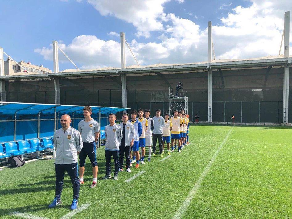 U19足协杯八强:广东占三队,新疆淘汰北京国安