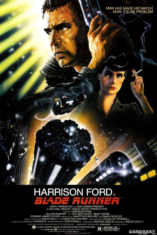 CDPR:设计《赛博朋克2077》必看《银翼杀手》和《攻壳机动队》