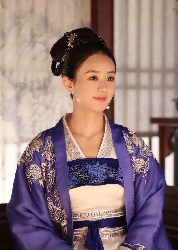 赵丽颖在跨年剧《知否知否》中饰演盛明兰