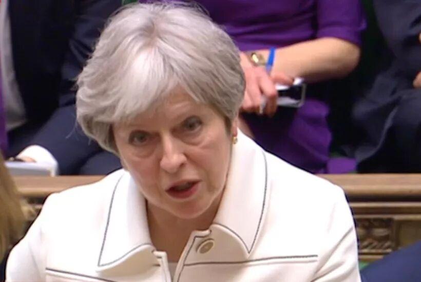 英首相:打叙利亚是我们自己决定 不是听特朗普下令桦川贴吧