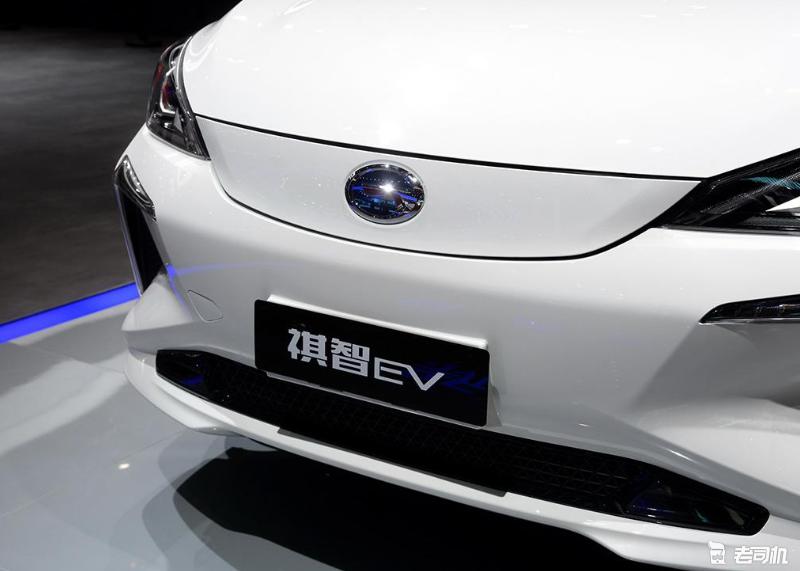 高颜值国产选手了解一下 祺智EV将于年内上市