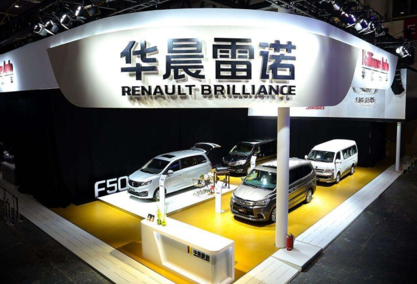 广州车展 新战略加持,华晨雷诺进入全新发展阶段
