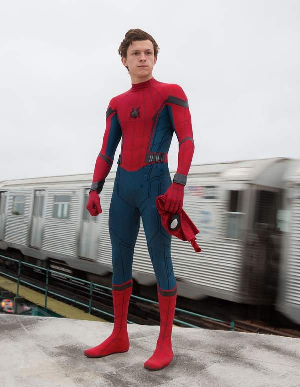 《蜘蛛侠2》新反派BOSS曝光 主演称神秘客是个好