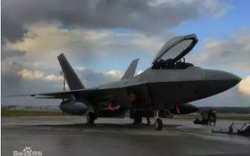 F-22战斗机(图片来源:百度百科)