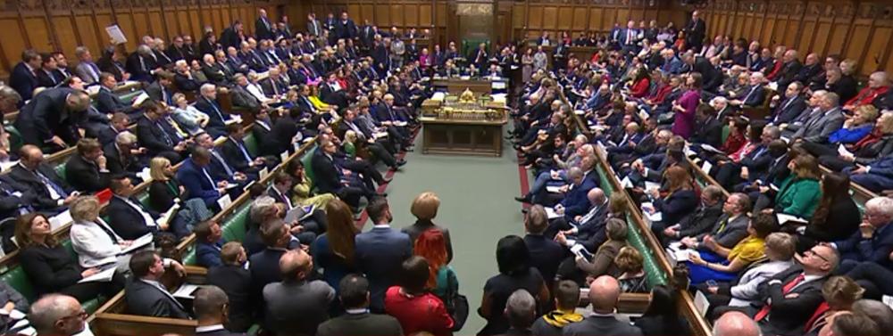 """英国议会激辩新脱欧协议,反对者称比特雷莎·梅协议""""更差"""""""