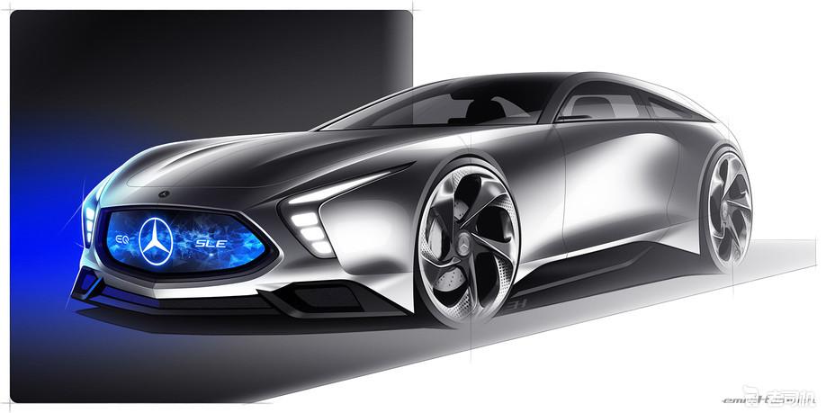 奔驰全新SL级由AMG负责开发 新车将于2021年发布