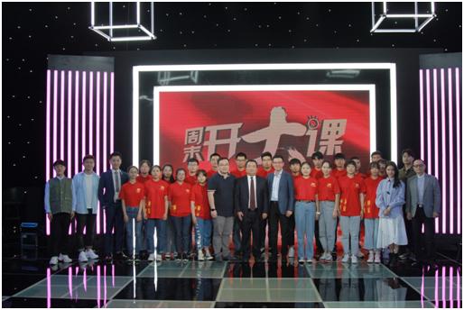 """上海第二工业大学主题教育弘扬""""劳模文化"""""""