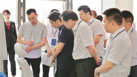 微信粉丝做客惠州市中院