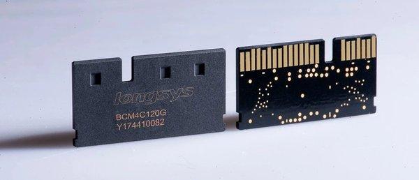 突破行业想象,江波龙创新小尺寸一体化封装固态硬盘Mini SDP