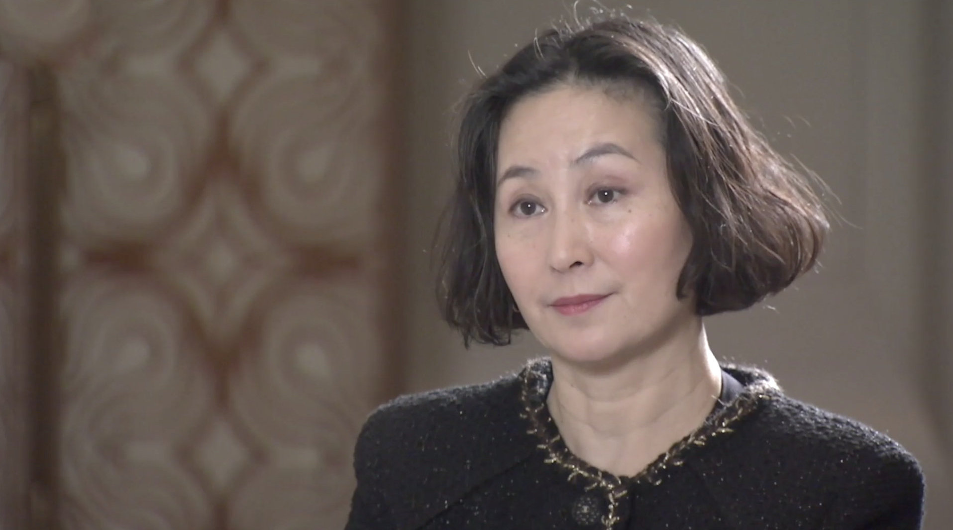 "CGTN 专访何超琼: 澳门受益于""一国两制"""