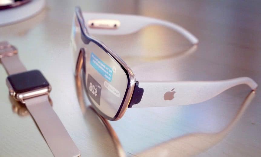 苹果眼镜什么样:只是iPhone配件