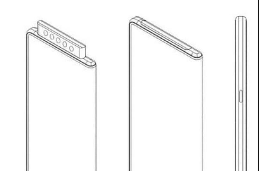 弹出式5摄,小米折叠手机曝光:和华为争高下?