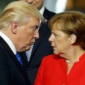 借着德国汽车威胁论的幌子,美国终于要对德国下手了!