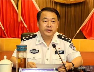 隋汝文任青岛市副市长、市公安局局长(图|简历)