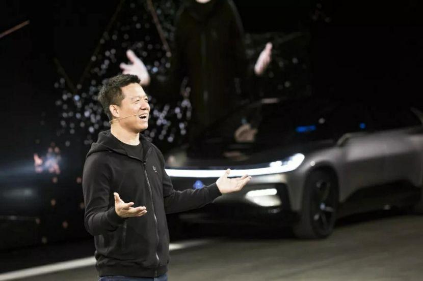 ▲图片来源:法拉第未来汽车官方微博