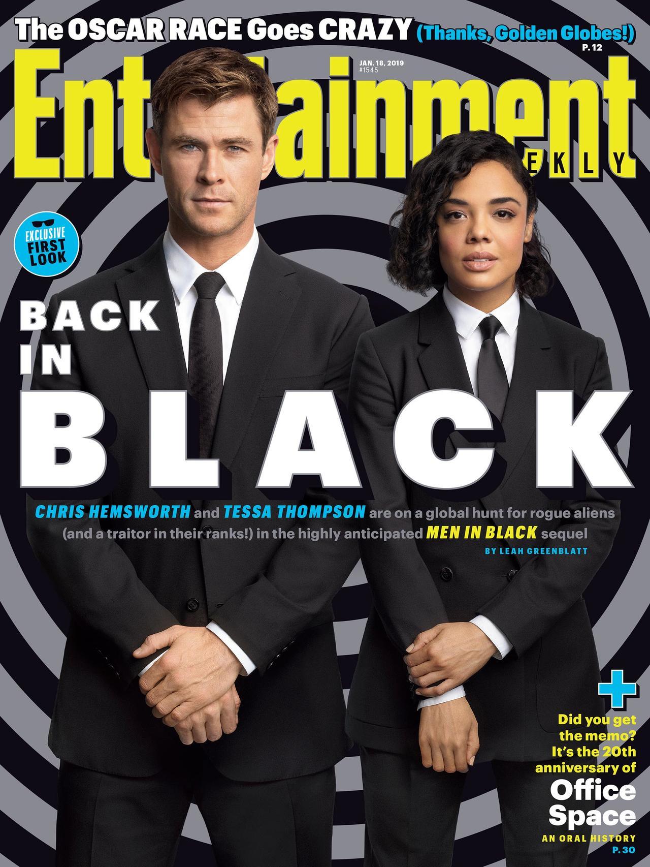 此外,《黑衣人:全球追缉》还集结了丽贝卡·弗格森,库梅尔·南贾尼等
