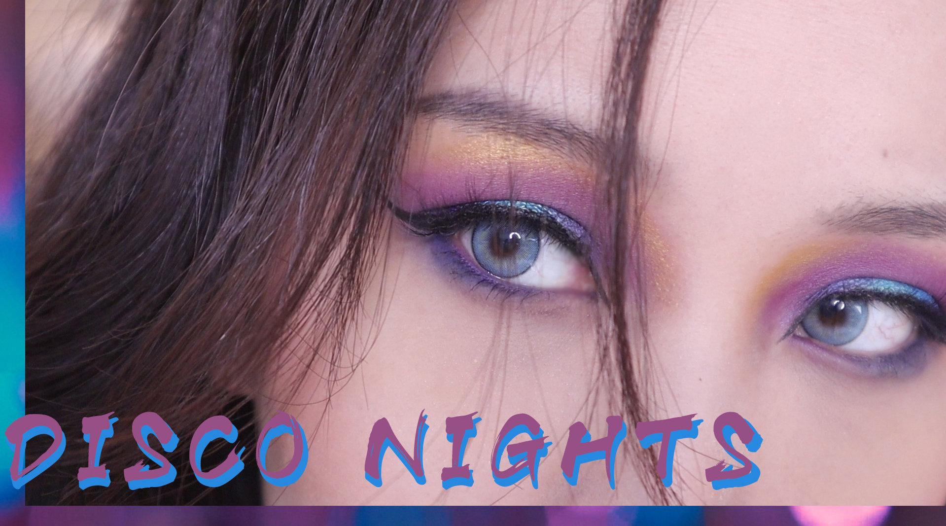 喵格 |   酷,可以冲淡一切所谓的艳俗颜色 紫色、蓝色