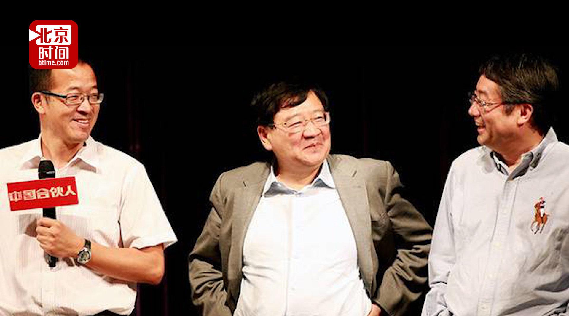 :电影是徐小平主导 他把自己打造的很完美