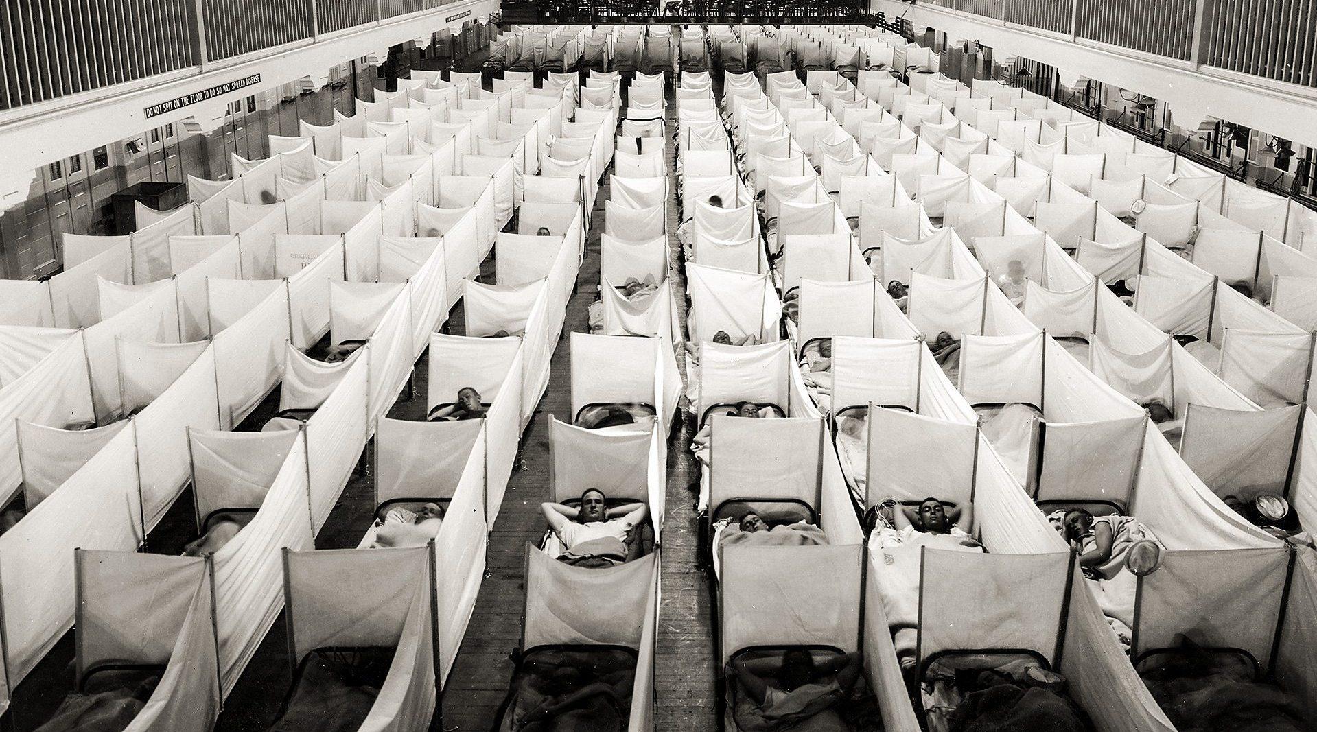 【纪录片.BBC.夺走五千万生命的流感.The.Flu.That.Killed.50.Mil